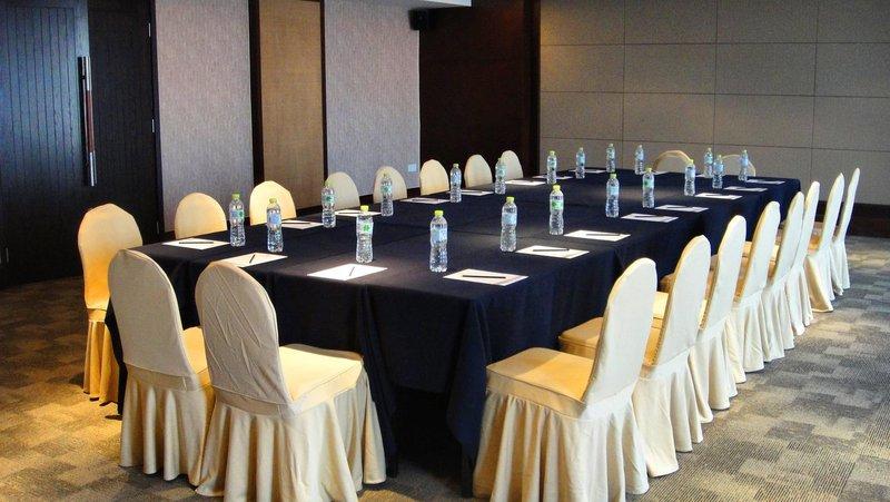 杭州银隆君亭酒店会议室