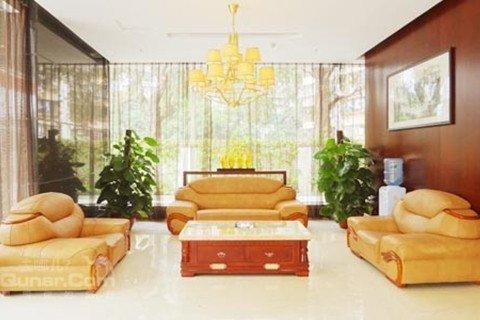 Wassim Hotel Guangzhou Lobby