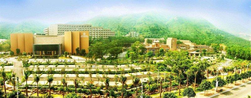 清远清新花园酒店酒店外观