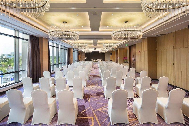 上海新虹桥希尔顿花园酒店会议室
