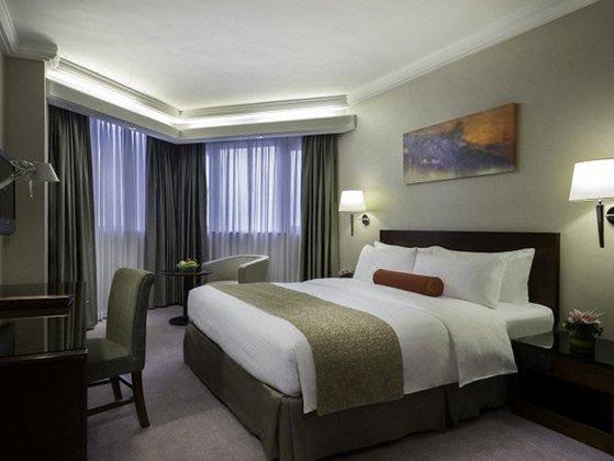 香港太子酒店-马哥孛罗房型
