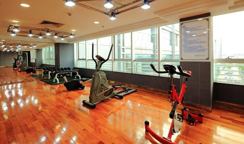 Southern Airlines Pearl Hotel Guangzhou Leisure room