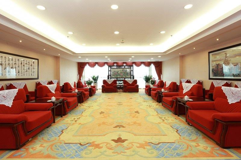 Southern Airlines Pearl Hotel Guangzhou meeting room