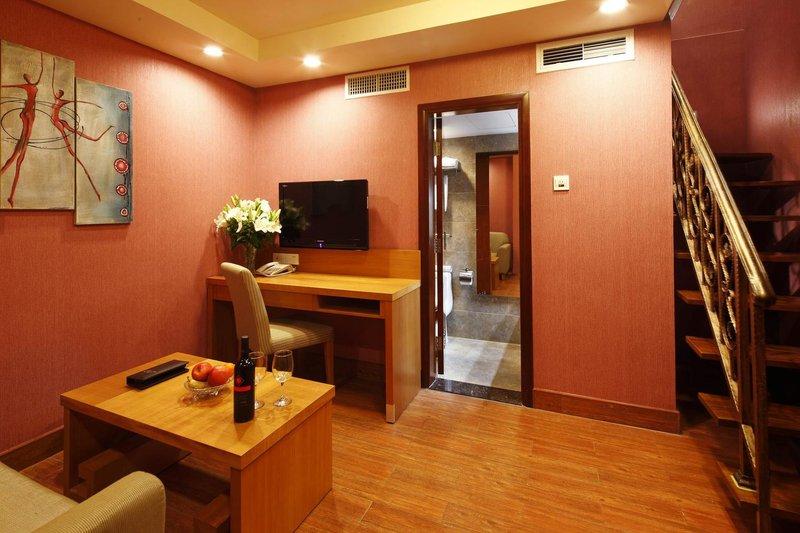 The Royal Garden Hotel Guangzhou Room Type