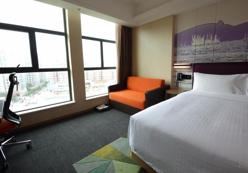 Hampton By Hilton Wuhan PanLongCheng Room Type