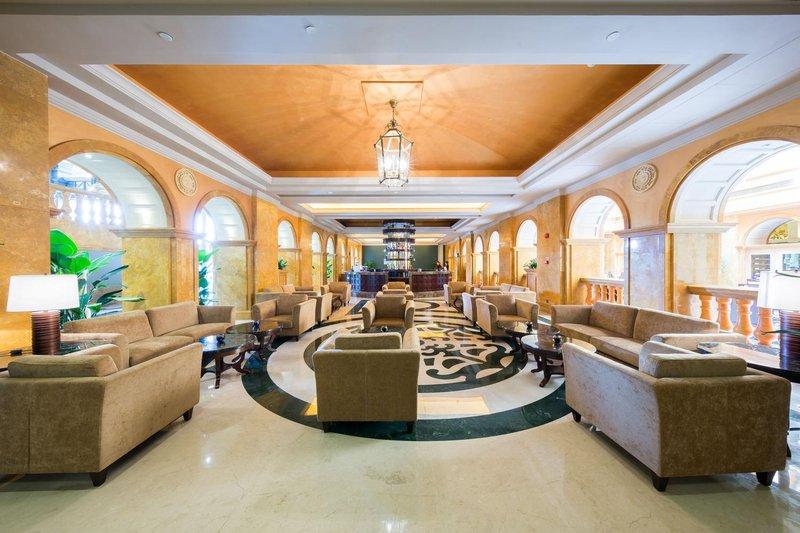 Malachite HotelLeisure room