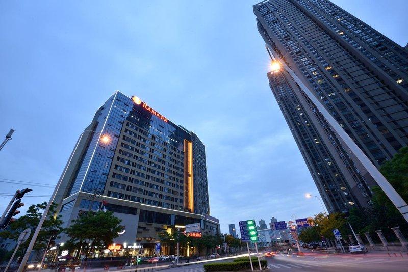 Ramada Wuhan Jianghan Over view