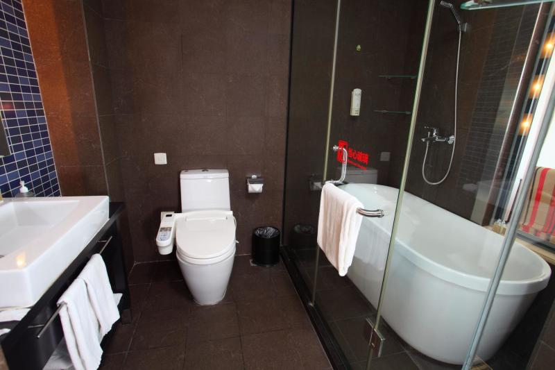 In-Zone Hotel Apartment Tianjin Room Type