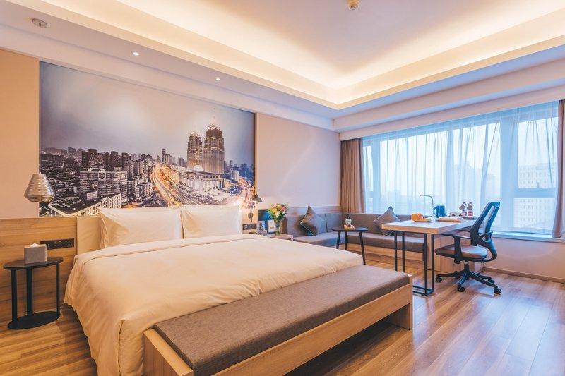 上海虹口大柏树亚朵酒店房型