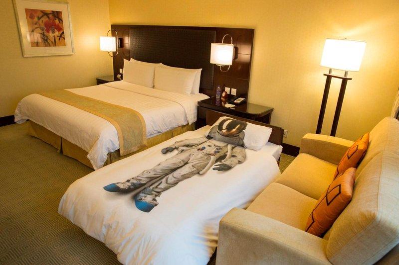 西安香格里拉大酒店房型