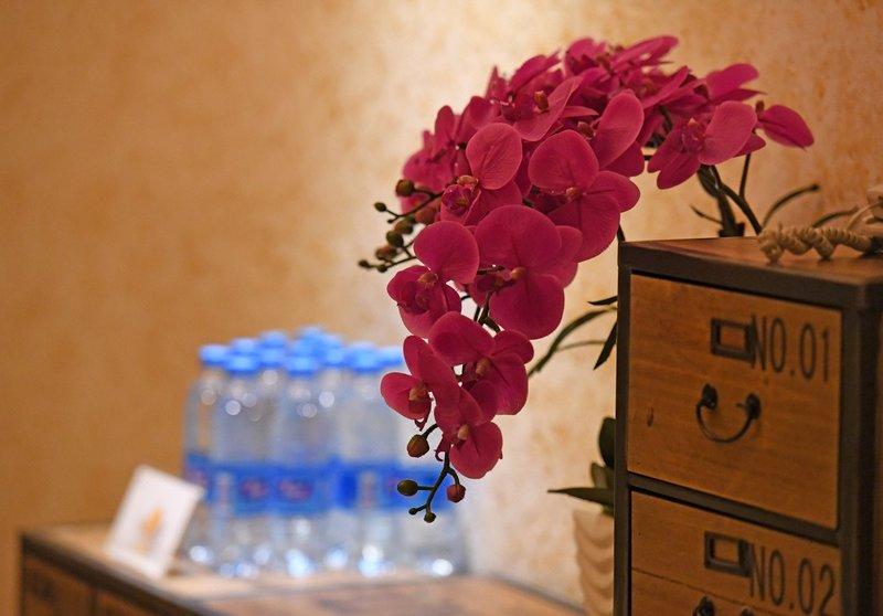 Mehood Hotel (Shanghai Changshou Road) Hotel public area