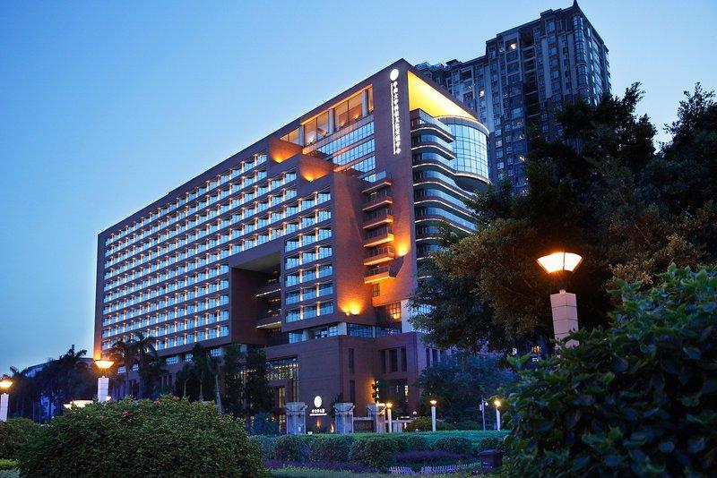 广州中大学人馆(中大凯丰酒店)酒店外观