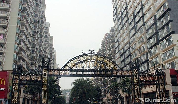 深圳尚佳酒店公寓(许留仙店)