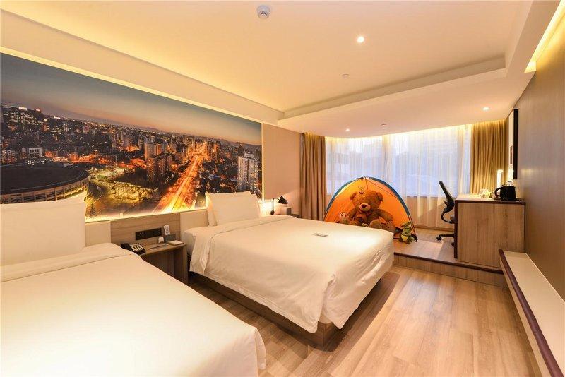 北京金融街亚朵S吴酒店房型