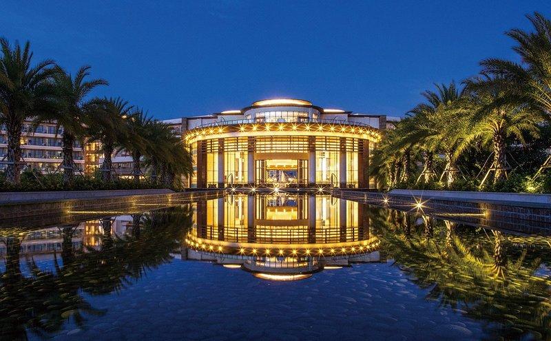 G Charlton Hotels Resorts Yazhou Bay Sanya Over view