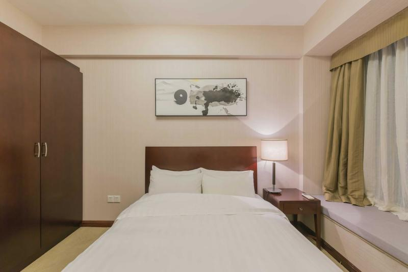Springdale Serviced Residence Guangzhou Room Type