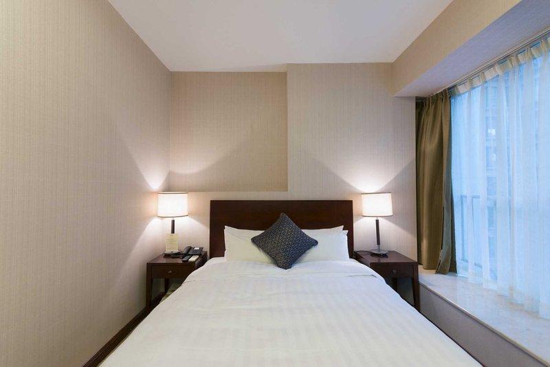 广州盛雅服务公寓房型