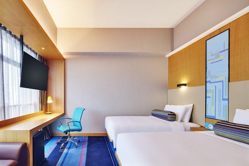 Aloft Guangzhou Tianhe Room Type