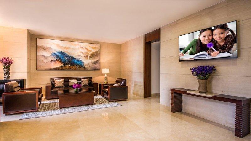 Springdale Serviced Residence Guangzhou Hotel public area
