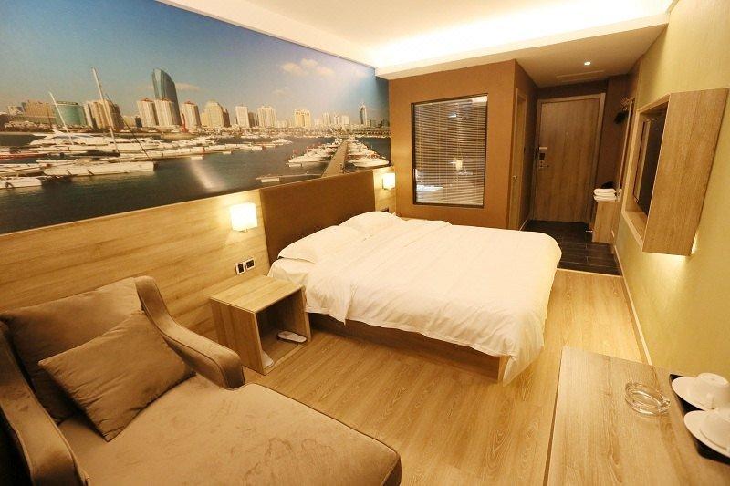 青岛亚朵海景酒店房型