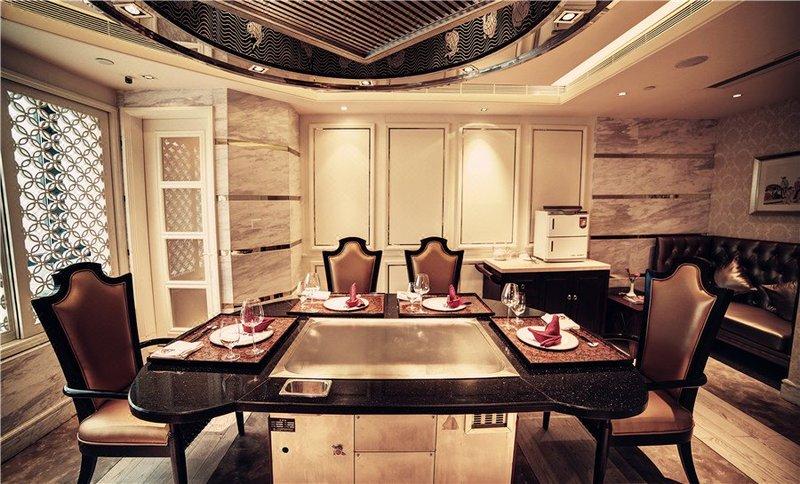 Sichuan Jinjiang Hotel VipHouse Restaurant
