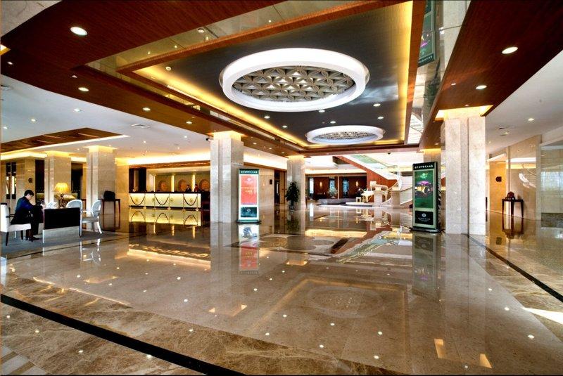 南京国际会议大酒店公共区域
