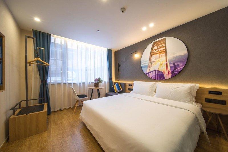 成都锦里亚朵轻居酒店房型