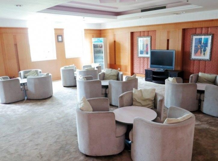 Golden Pebble International Convention Centre & Resort Leisure room
