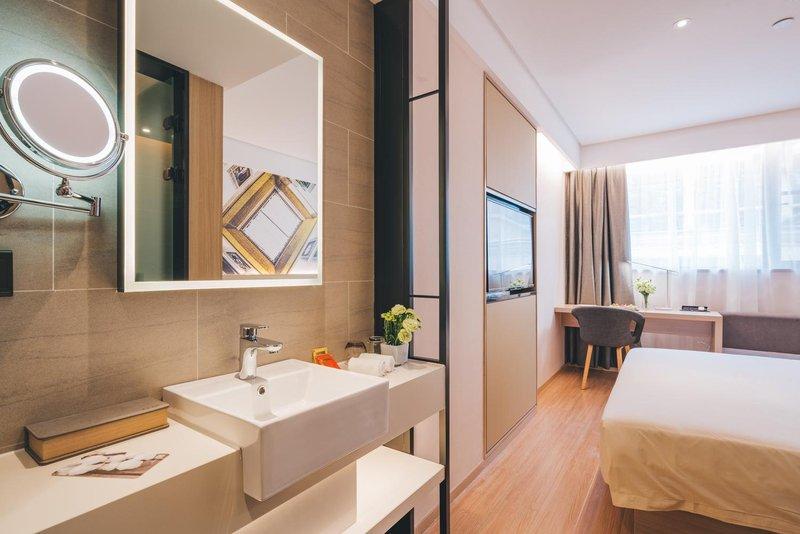 上海大世界亚朵轻居酒店房型