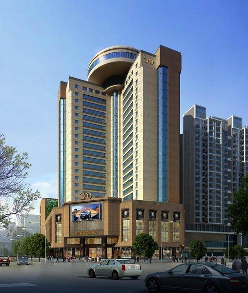 Foshan Hengfu Starworld Hotel Over view