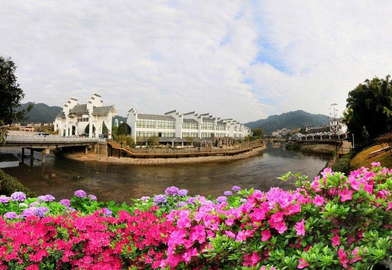 汝城温泉福泉山庄(郴州)外观