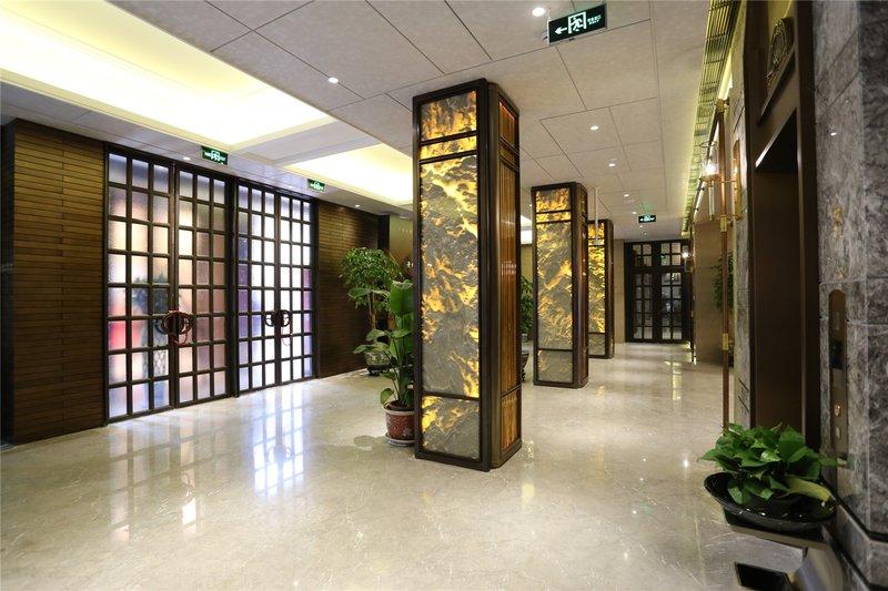 锦江都城经典酒店(上海南京路步行街南京饭店) - 大堂/接待台