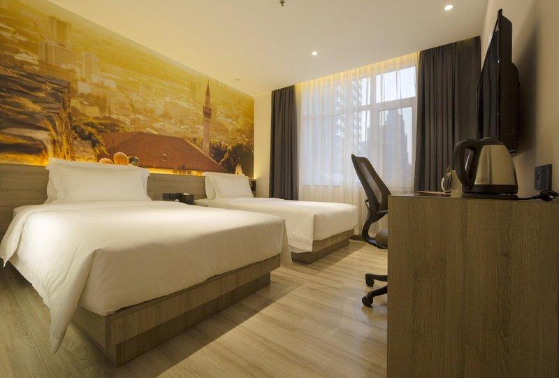 北京建国门亚朵轻居酒店房型