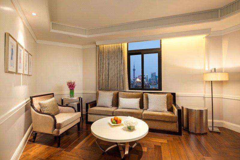 锦江都城经典上海新城外滩酒店房型