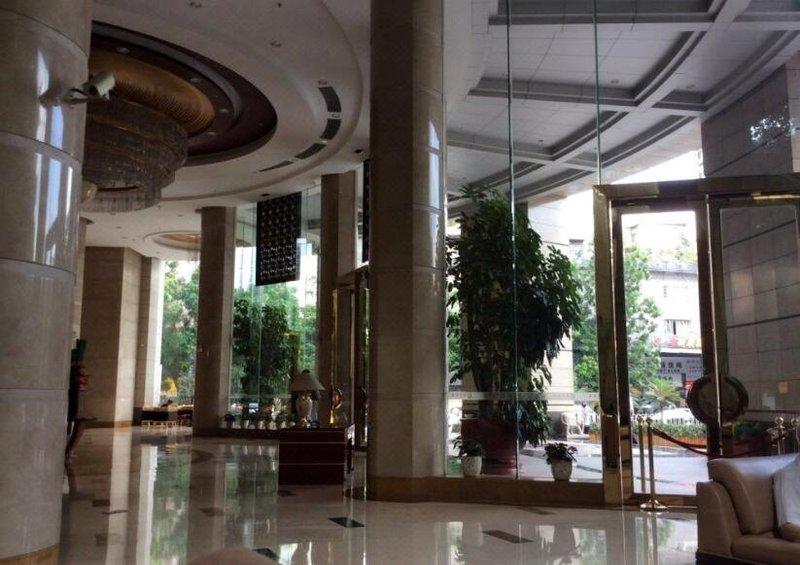 广州越秀宾馆公共区域