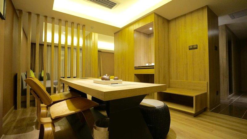 广州天河体育中心亚朵酒店房型