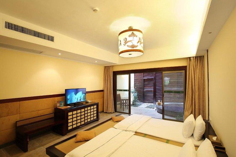广州望谷温泉度假村房型