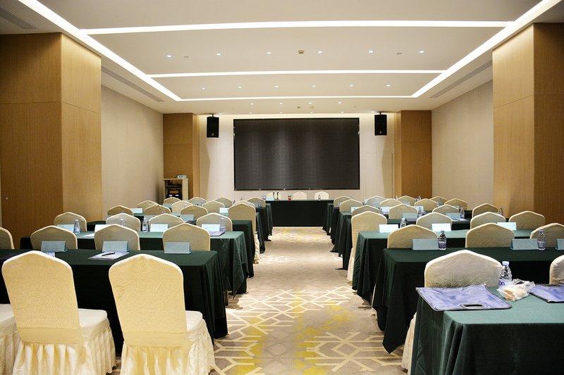 Wassim R Hotel Shanghai meeting room