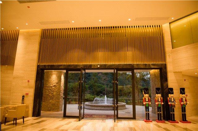 Chantilly Hot Spring Hotel Hotel public area