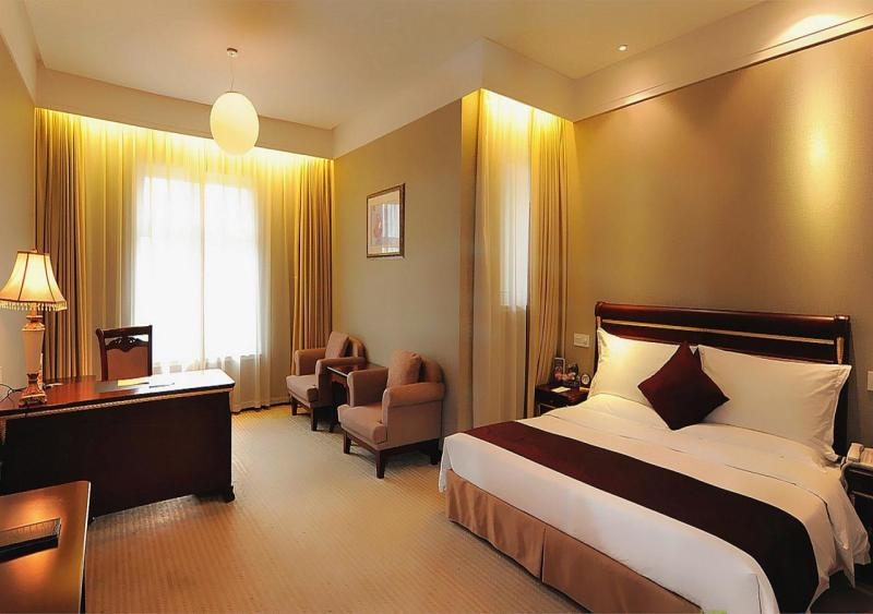 Grand Park Jiayou Hotel Shanghai Room Type