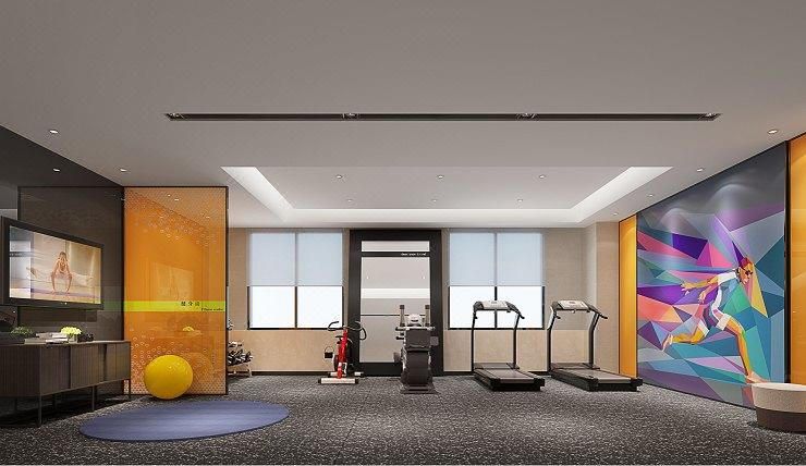 Hampton by Hilton Shenzhen Guangming Leisure room