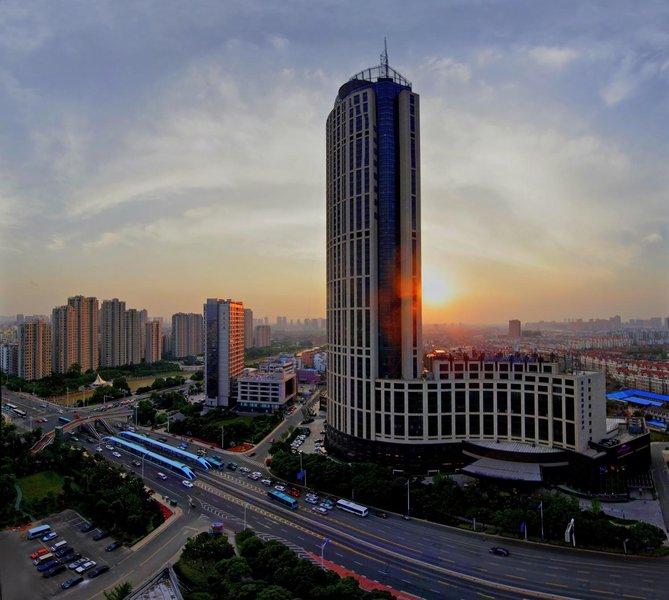 Ramada plaza suites hotel Changzhou Over view