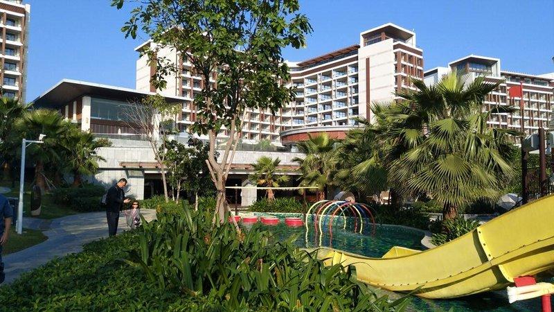 Sofitel Sanya Leeman Resort Over view
