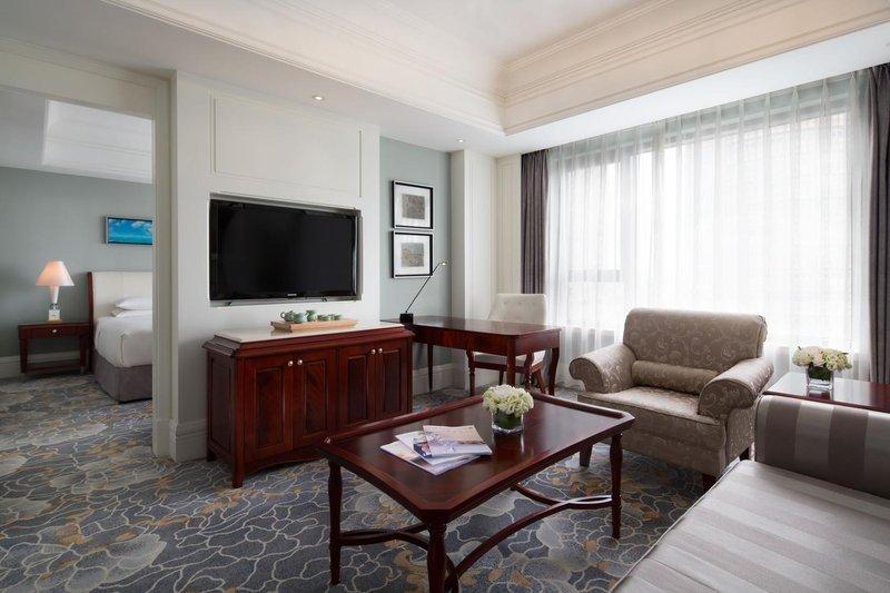 上海圣淘沙万怡酒店房型