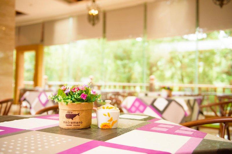 Chantilly Hot Spring Hotel Restaurant