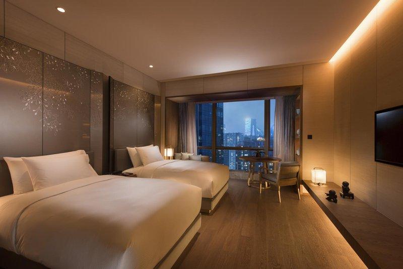 广州康莱德酒店房型