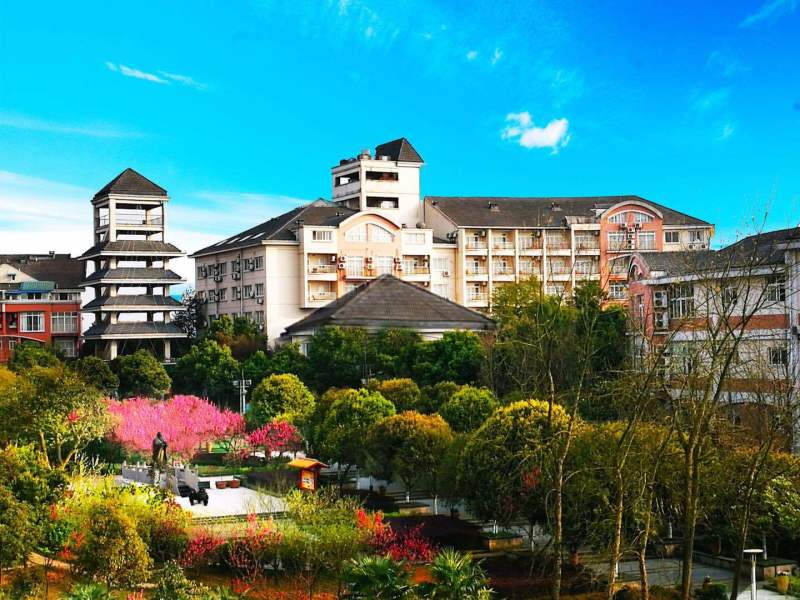 Oriental Landscape Holiday Hotel Over view