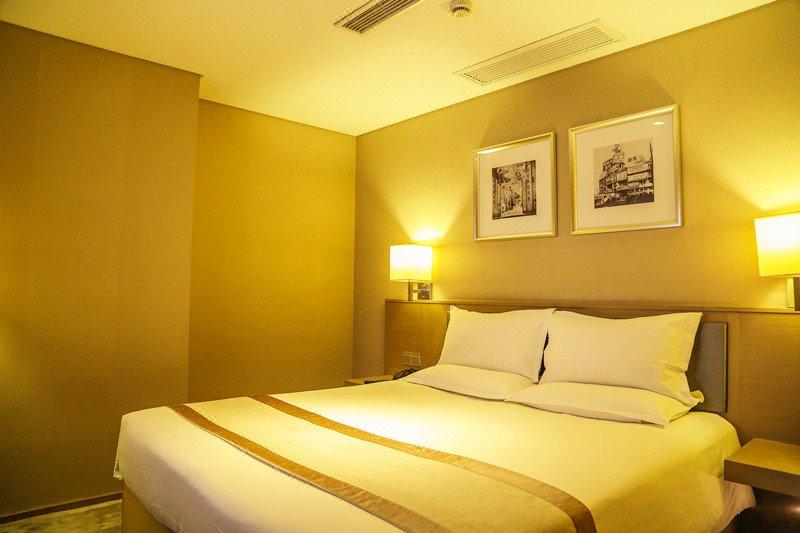 乐舒酒店(上海徐家汇八万人体育场店)房型