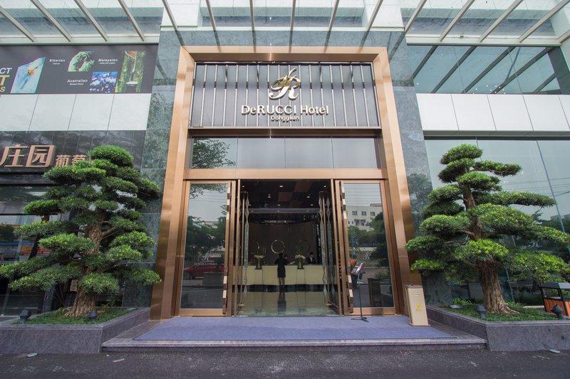 DeRUCCI Hotel (Dongguan International Exhibition Center) Over view