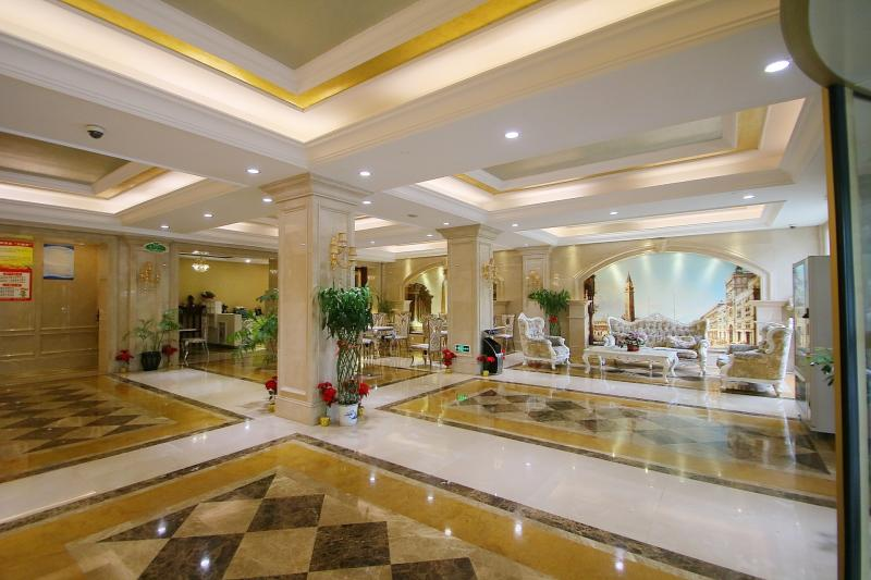 上海维也纳精品酒店(七宝店)公共区域